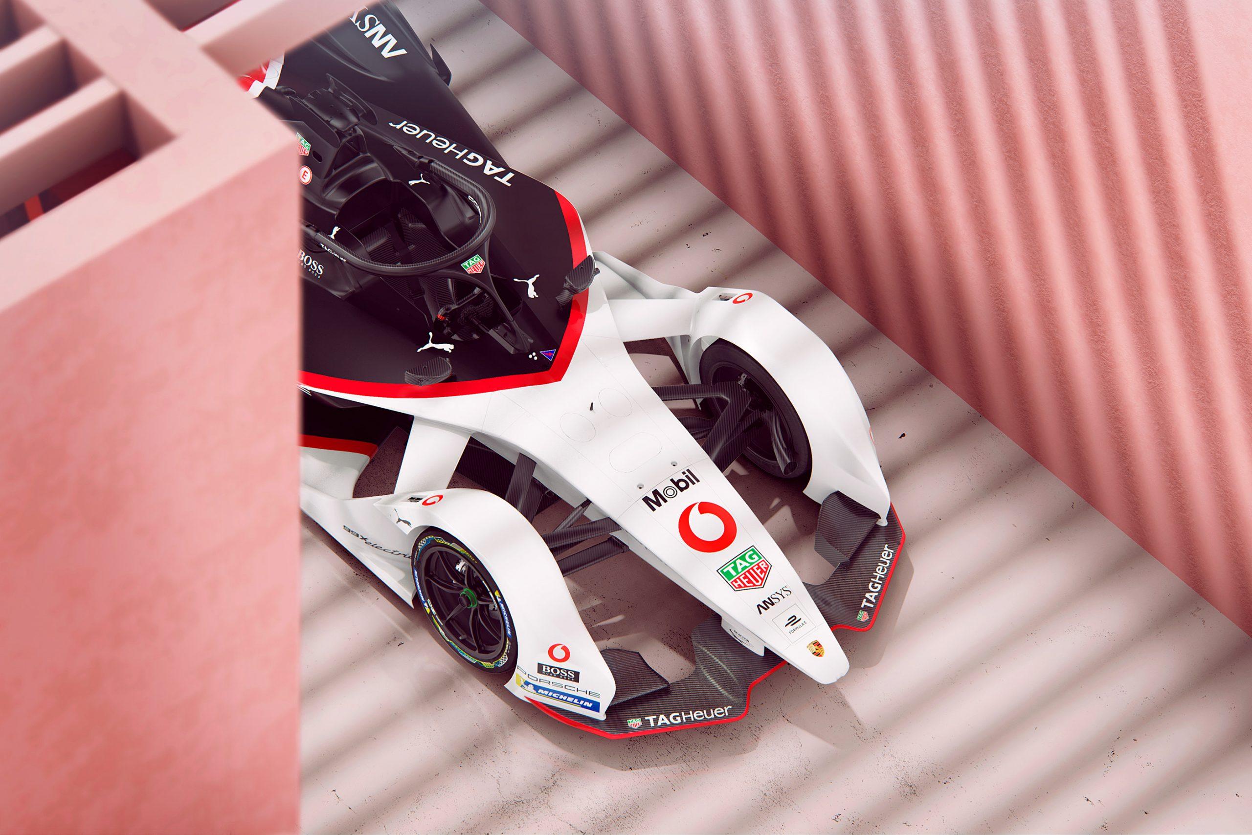 Porsche 99X Electric – Formula E